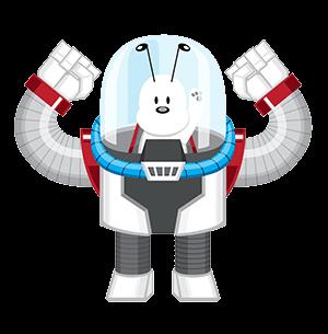 Alloy Robot Suit